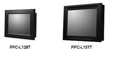 Fanless Panel PCs provide low-noise operation.