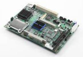 Industrial EBX Board provides stable, flexible platform.