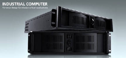 Rack Mount Computers support Intel processors and Windows 7.
