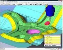 CAM Software facilitates 5-axis machining.