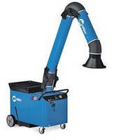 Mobile Welding Fume Extractor suits heavy-duty environments.