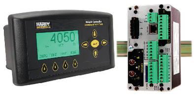 Weight Controller offers ControlNet(TM) network interface.