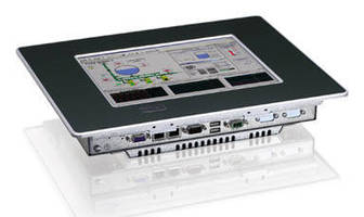 Panel PCs feature 1.6 GHz Intel® Atom(TM) N270 processor.