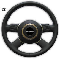 Steering Wheel System measures data in test applications.