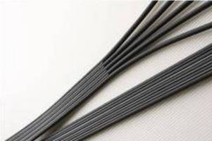 Flexible Parallel Robot Cables are smooth-sliding, durable.