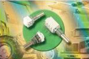 Cermet Panel Potentiometer provides 2 million cycles.