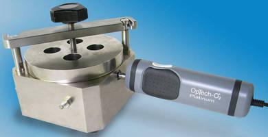 O2 Platinum Analyzer offers film cells for material testing.