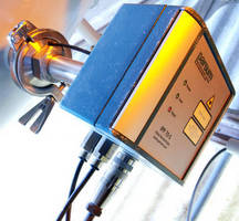 In-Line Particle Sizing Probe features pharmaceutical UI.