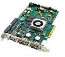 Frame Grabber leverages PCI Express platform.
