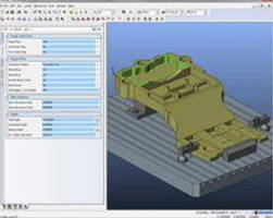 CAM Software supports EDM machines with rotary axes.
