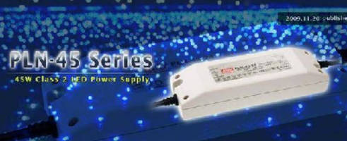 AC/DC Power Supply suits LED lighting applications.
