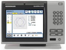 Digital Readout enhances legacy manual CMM operation.