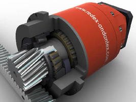 KRP+ Planetary Reduction Gear for Rack and Pinion Applications