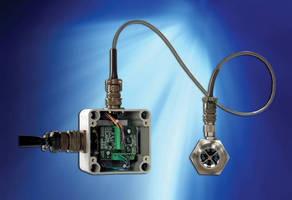 Turbine Flowmeter System measures bidirectional flow.