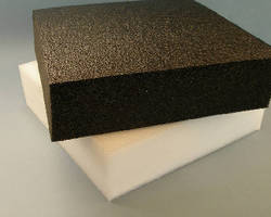 Extruded PE Foam Plank targets packaging applications.