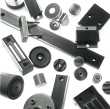 Holding Assemblies are used in metal product manufacturing.