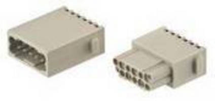 Han® DD Module is Now Also Available with the Quick Lock® Termination