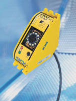 Machine Safety Sensor monitors areas up to 2.25 m².