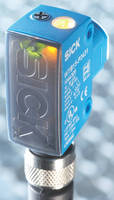 Miniature Photoelectric Sensor has 3 installation options.