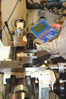 Transparent Receiver facilitates bore alignment.