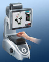 Dimension Inspection System measures parts without positioning.