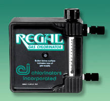 Gas Chlorinator disinfects any water supply.