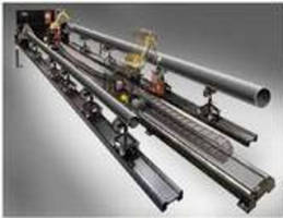 Flexible Robotic System suits pipe welding/cutting jobs.