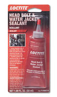 Head Bolt/Water Jacket Sealant prevents corrosion.