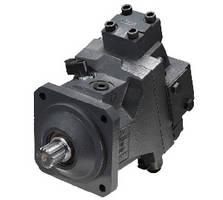 Bent Axis Motors feature zero degree capability.