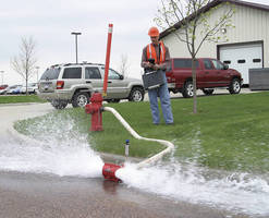 Dakota Fluid Power Chooses QSI's QTERM-G58 to Measure Water Pressure and Record Fire Hydrant Location