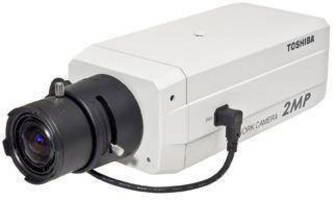 IP Network Camera offers detail-sensitive video surveillance.