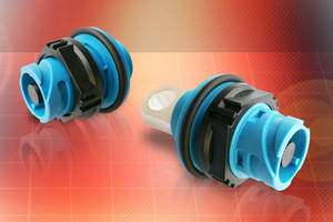 Connector protects users from high voltages in hybrid/electric vehicles.