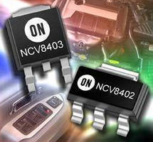 Low-Side MOSFET Driver ICs are automotive-qualified.