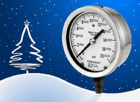 A Christmas Tree Gauge for All Seasons