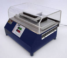 Benchtop Cold Plate utilizes thermoelectric technology.
