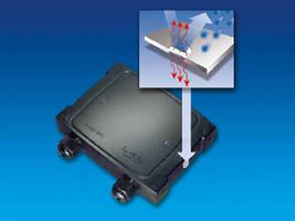 Pressure Compensation Seal ventilates solar junction boxes.