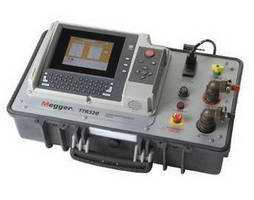 Megger Now Offers the NEW TTR320 as Part of Its 3-Phase TTR Range