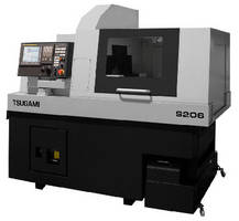 Rem Sales Announces New, Economic and Capable 20mm Swiss Turns from Tsugami