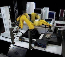 Robotic Metrology Cell promotes measurement productivity.