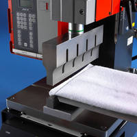 Sonobond Ultrasonics Offers a Wide Selection of Ultrasonic Bonding Machines for Woven and Nonwoven Textile Applications