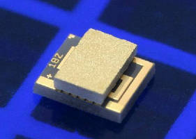 Thermoelectric Module provides optoelectronic cooling.