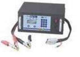 New 3641 - One Step Battery Analyzer & Charger