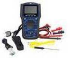 Automotive Multimeter is compatible with hybrid vehicles.
