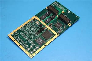 Rugged XMC Module provides avionics test/simulation.
