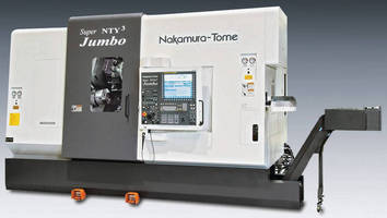 Turn/Mill Center promotes productivity via reduced downtime.