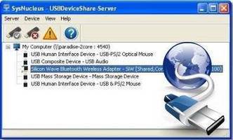 USB Device Sharing Software enables remote equipment access.
