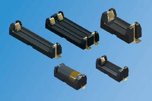 SMT Battery Holders target electronic products.