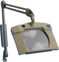 Portable Magnifying Lamp provides adjustable task lighting.