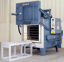 Heavy-Duty Box Furnace has inert atmosphere construction.