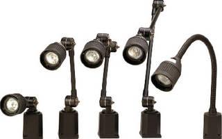 Quartz Halogen Bench Lights From Aven Adjust for Diverse Tasks